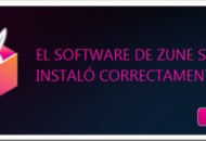 Ya está disponible el Software Zune 4.0