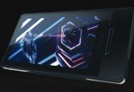 Zune HD negro horizontal