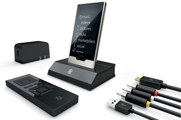 Accesorios Zune HD