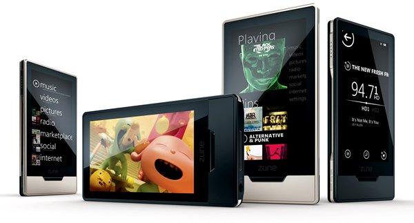 Zune HD firmware 4.3