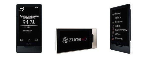 Precios del Zune HD