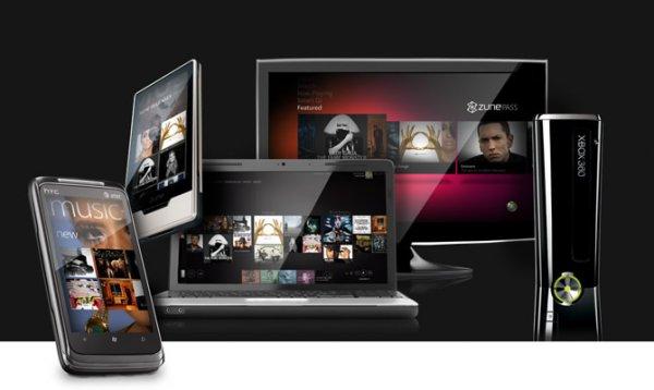 Microsoft expande el Zune Marketplace a Canadá y lanza un Zune Pass de $9.99